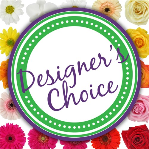 Designer's Choice Arrangement of flowers from Ingallina's Gifts